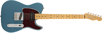 Fender Classic Series '50s Lake Placid Blue Telecaster Electric Guitar with Case