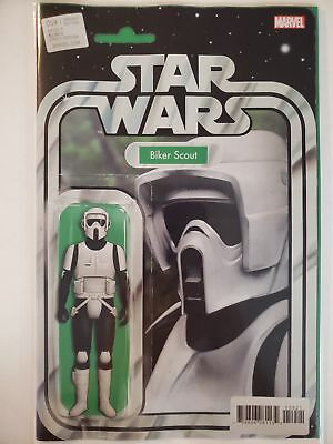 Star Wars #59 Action Figure Variant Marvel NM Comics Book