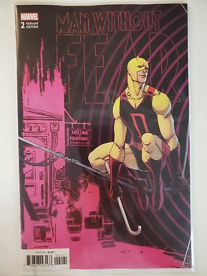 Man Without Fear #2 Camuncoli Connecting Variant Marvel VF/NM Comics Book