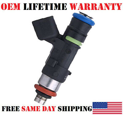 Set of 6 OEM Bosch Fuel Injectors 0280158028 for 05-10 Chrysler 300 V6 2.7L 3.5L
