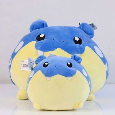 "5""-13"" Pokemon Center Spheal Plush Doll Figure Stuffed Animal Toy Xmas Gift"