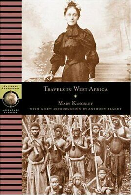 Travels in West Africa (National Geographic ad... by Kingsley, Mary H. Paperback