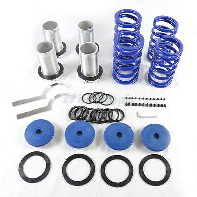 Coilovers springs lowering spring coil over for Honda Accord 98-02 Blue