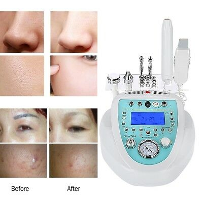 Professional 4-1 Diamond Skin Care Dermabrasion Microdermabrasion Beauty Machine