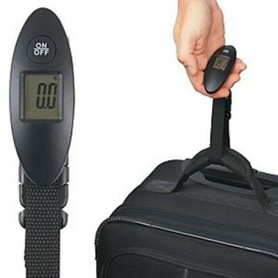 Practical Digital Travel Scale for Suitcase luggage Weight 40KG Hanging Scale