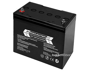 12V 80Ah RPower AGM-Batterie [H]