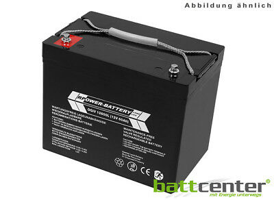 12V 60Ah RPower AGM-Batterie
