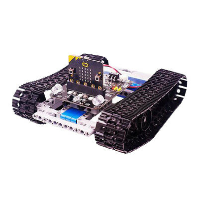 Programmable Electronic Building Block Starter Kit with BBC Microbit Board