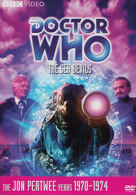 Doctor Who - The Sea Devils (Jon Pertwee) (1970-1974) (Story - 62) (Dvd)