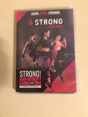 Strong By Zumba Fitness Dvd