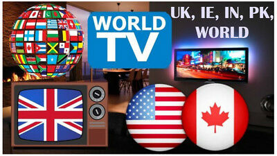 IPTV Subscription Full 12 Months HD. Smart IPTV, Firestick,MAG, Enigma2, Android
