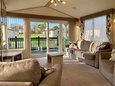 Luxury Holiday Home Static Caravan For Sale on Exclusive Pitch in North Wales