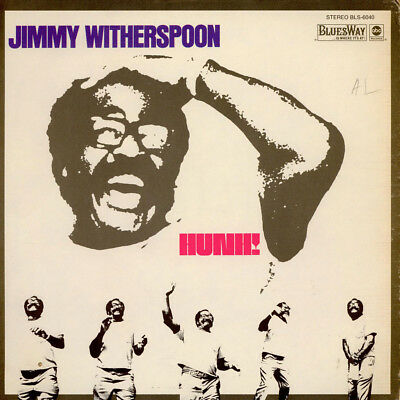 Jimmy Witherspoon - Hunh! (Vinyl LP - 1970 - US - Original)