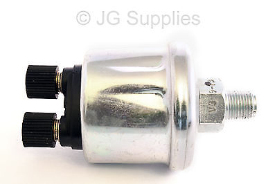 Oil Pressure 10 bar Sender M10 1k  WK replaces VDO Unit warning contact