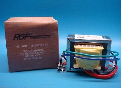 REPLACEMENT Guardian Air NEW RGF  EL-628 TRANSFORMER for REME HALO and QRP 24V