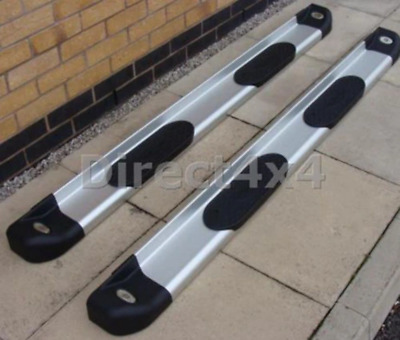 76''Running Boards for Nissan Navara D40 Double Cab