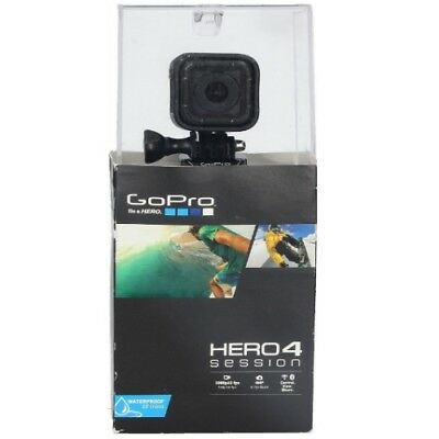 Gopro Hero 4 Session Waterproof Camcorder Wifi Video Action Camera