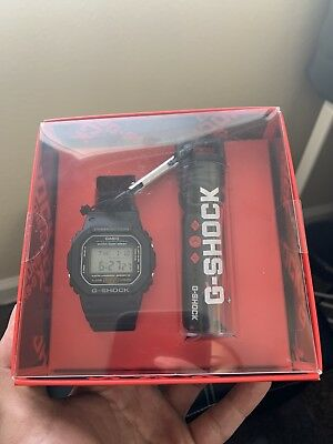 Casio G-Shock DW5600E-1V Wrist Watch for Men
