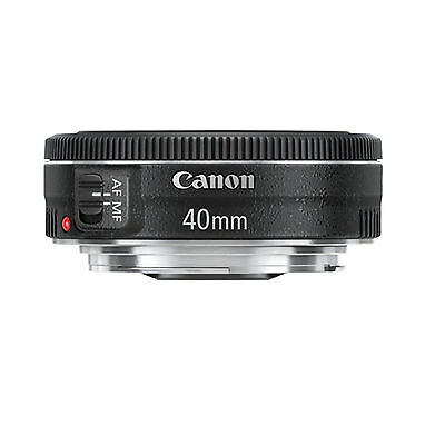 Canon EF 40mm f/2.8 STM *NEW*