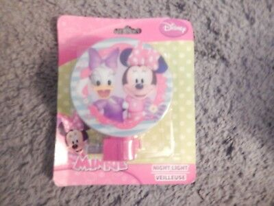 Minnie Mouse Night Light #2 - (Brand New)