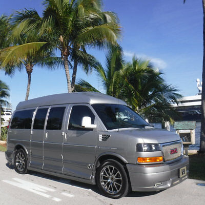 2012 GMC Savana RV Explorer Limited Hi Top Florida 2012 GMC Savana Explorer Limited SE Luxury Hi Top Conversion Van Limo RV