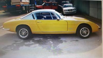 Lotus Elan + 2 S 4 130 Classic Car 1972 Fully Restored and Immaculate