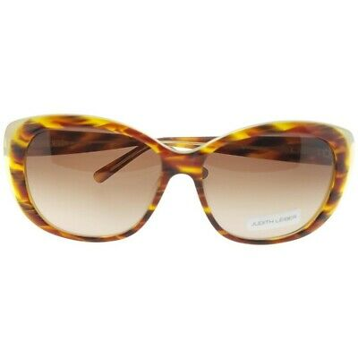 7e319429385 JUDITH LEIBER SUNGLASSES New Jl5007-06-59 Size 100% Authentic ...