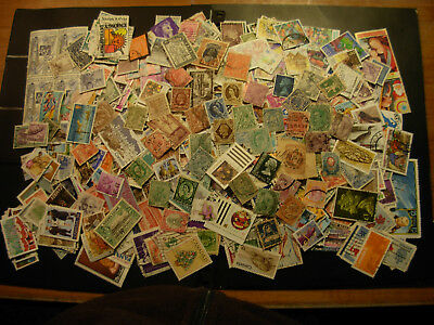 Used Lot Of 1000 Stamps Around The World,  Nice $$$  #d-31