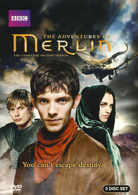 The Adventures Of Merlin - The Complete (2Nd) Second Season (Keepcase) (Dvd)