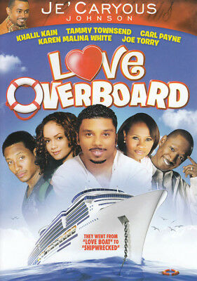 Love Overboard (Dvd)