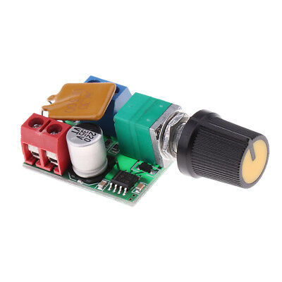DC3V-35V 5A Motor PWM Speed Controller Speed Control Switch LED Dimmer