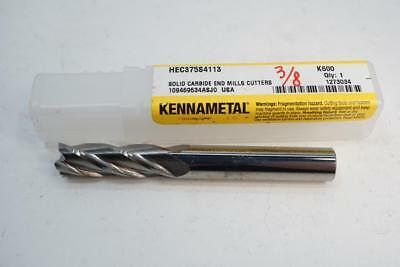 4 Flute Carbide End Mill USA Made 2mm Kennametal 1115836 BNEC25MS4 KC610M