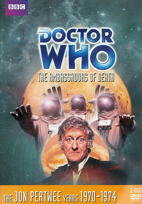 Doctor Who - The Ambassadors Of Death (Jon Pertwee) (1970-1974) (Story - 5 (Dvd)