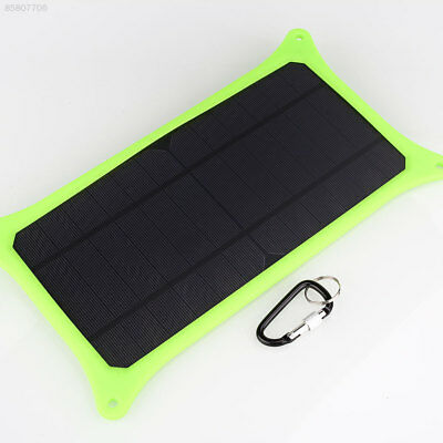 6F79 5V 6W Portable Travel Solar Power Charging Panel Charger USB For Mobile Pho