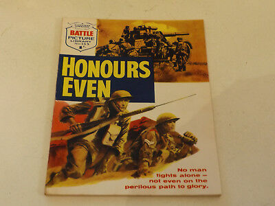 BATTLE PICTURE LIBRARY NO 133,dated 1963 !,V GOOD FOR AGE,VERY RARE,56 yrs old.