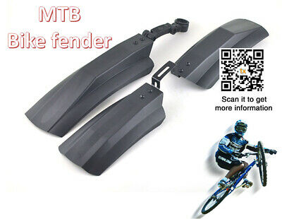 26inch snow Bicycle Bike Front Rear Mud guard Fenders for fat tire