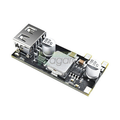 6-32V To QC3.0 QC2.0 Step Down Converter DC-DC Buck Charging Circuit Module