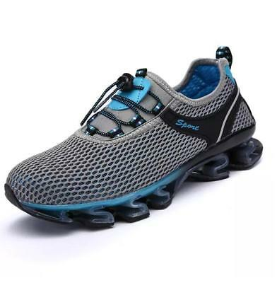 Men's Running Climbing Shoes Shock Absorb Outdoor Walking Athletic Shoes US11.5