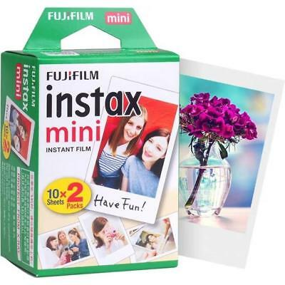 160PCS  Fujifilm Instax Film Mini Fuji Photo 8 /7S/25/50/70/90 SP1 Polaroids 300