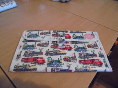 BNWT Cath Kidston Baby Changing mat foldable  Trains