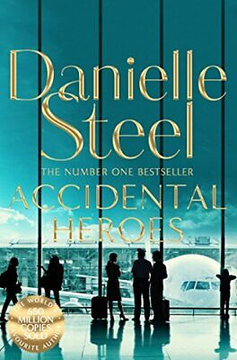 Accidental Heroes by Steel, Danielle Book The Cheap Fast Free Post