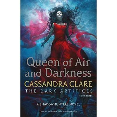 Queen of Air and Darkness (The Dark Artifices) - Paperback / softback NEW Clare,