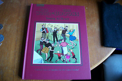 CLASSIC THE BROONS & Oor WULLIE YOUNG AT HEART H/B BOOK NEW & UNREAD