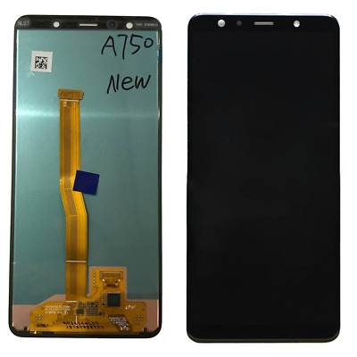 Original Samsung Galaxy A7 2018 A750F LCD Display Touch Screen Bildschirm Black