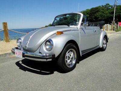 1979 Beetle-New -- 1979 Volkswagen Beetle, Diamond Silver Metallic with 53,907 Miles available now!