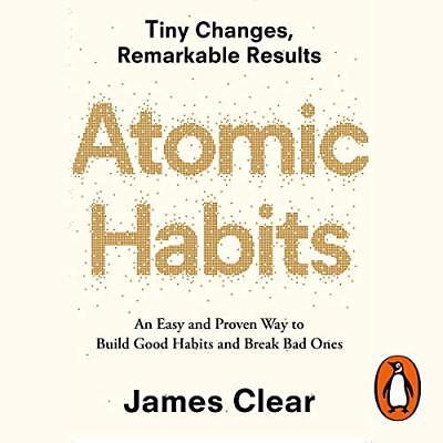 Atomic Habits (Audiobook) by James Clear