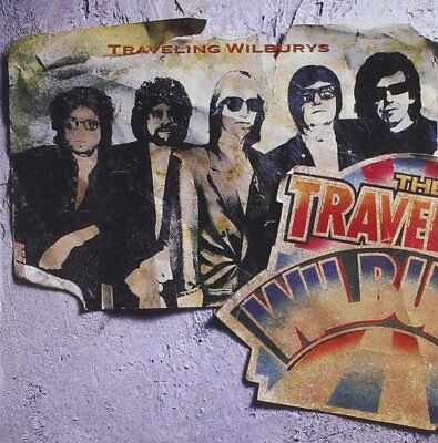 The Traveling Wilburys-Traveling Wilburys Volume 1 CD NEW