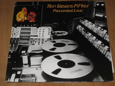 Ten Years After - Recorded Live 2er LP 1973 / Mint   ( 14 )