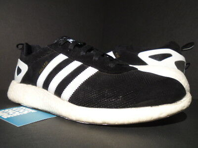 separation shoes 1b27c 46f92 2015 Adidas Palace Pro Boost Core Black White Gold Ultra Nmd S78091 11