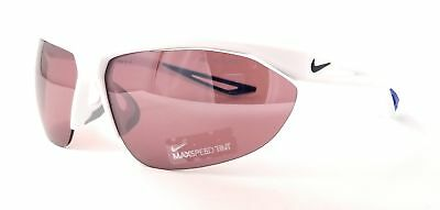 ada8bb5ceddd NIKE SUNGLASSES EV0948 106 Matte White Rectangle 70x11x140 - $39.96 ...